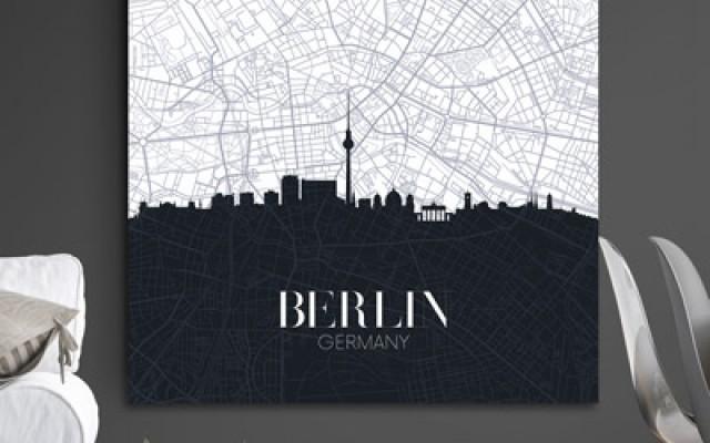 Städtekarten & Maps